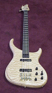 Orion Quilted Maple