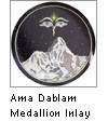 Ama Dablam inlay