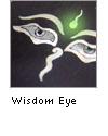 Wisdom Eye detail