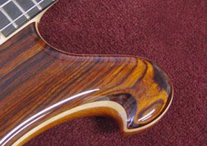 lower horn