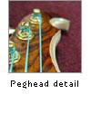 peghead detail