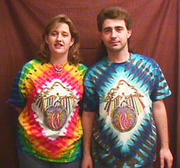 Tie-Dyed front pic