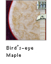 Bird's-eye Maple