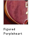 Figured Purpleheart