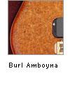 Amboyna Burl