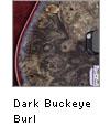 Dark Buckeye Burl