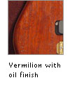 Vermilion with Oil