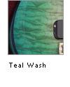 Teal Wash