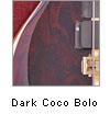 Dark Coco Bolo