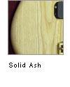 Solid Ash