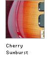 Cherry Sunburst