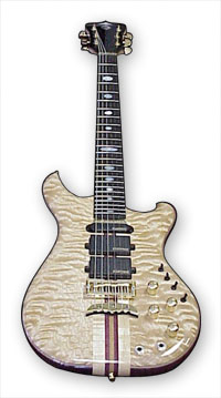 Further Quilted Maple