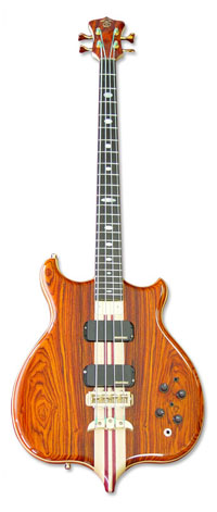 Mark King Deluxe Bass