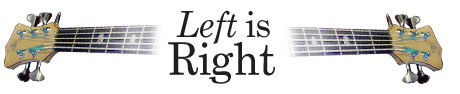 Left is Right
