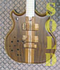 14817 Lefty Brown Bass