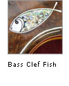 Bass Clef Fish