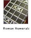 Roman Numberals