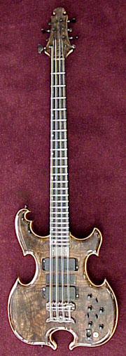Richard's 8-string