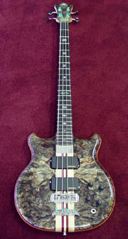 David's Custom Bass