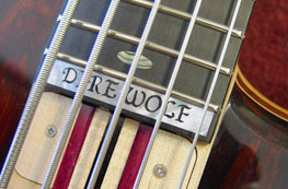 Dire Wolf Inlay
