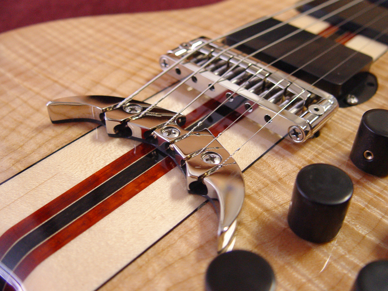 top surface mount trapeze style tailpiece guitar. Black Bedroom Furniture Sets. Home Design Ideas