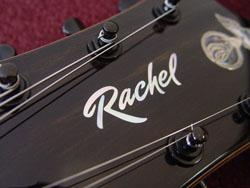 Rachel inlay