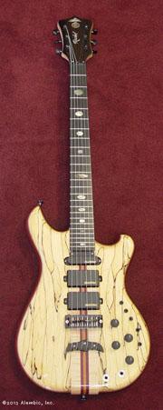 Rachel's Guitar