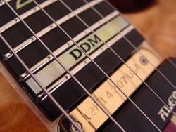 DDM Nameplate