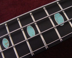 Turquoise Inlays