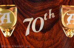 70th inlay