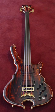 Bird of Prey Bass