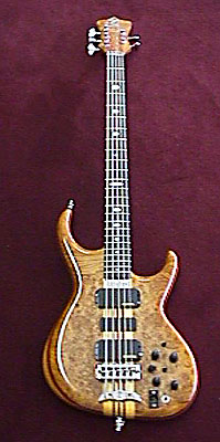 Burl Maple Custom Series I