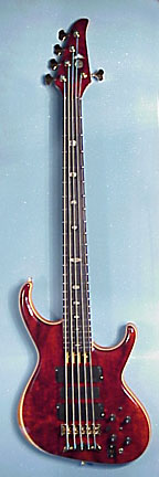 Ken's 5-string