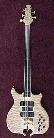 Marc's bass