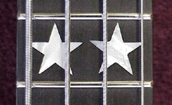 Double stars inlay