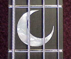 Moon inlay