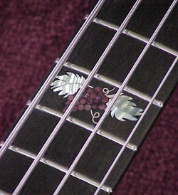 12th fret inlay