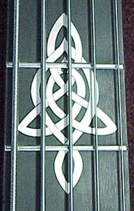 Celtic inlay