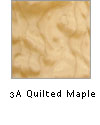 Quilted Maple