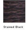 Stain Black